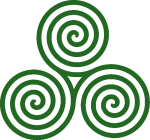 Triple-Spiral-4turns_green_transparent