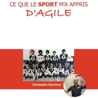 couverture ce que le sport m'a appris d'agile